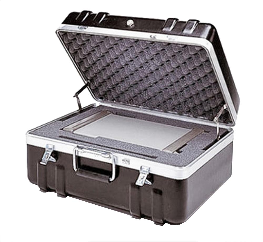 Caisse de transport et valise sur mesure